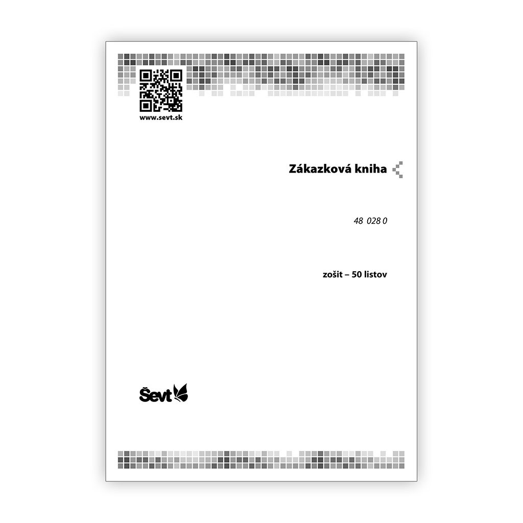 Zákazková kniha