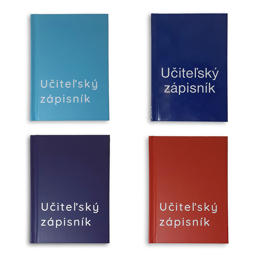 Učiteľský zápisník