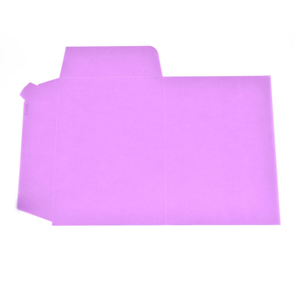 Odkladacia mapa - kreatívny papier / mix farieb