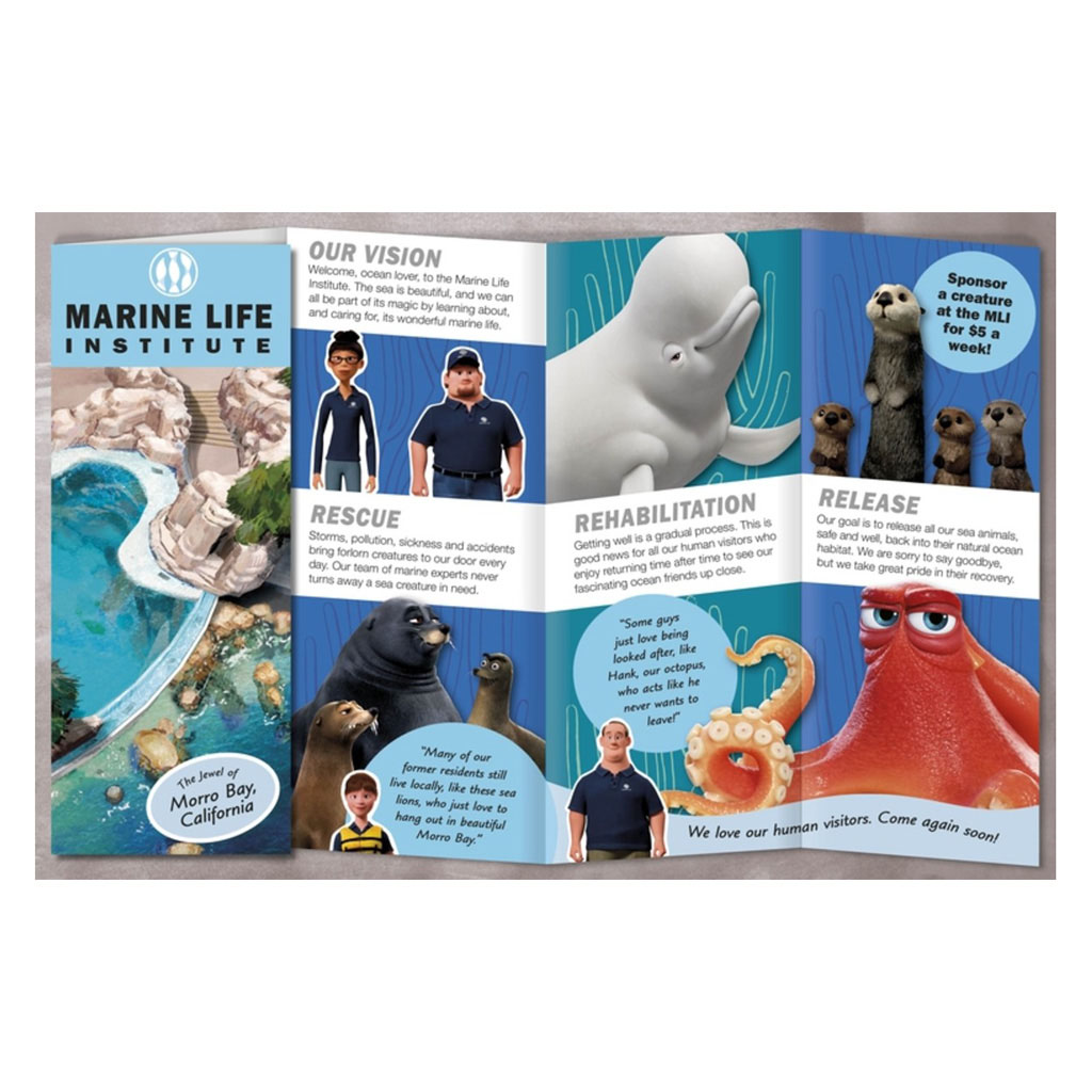 "Kniha ""Disney Pixar Finding Dory The Essential Guide"""