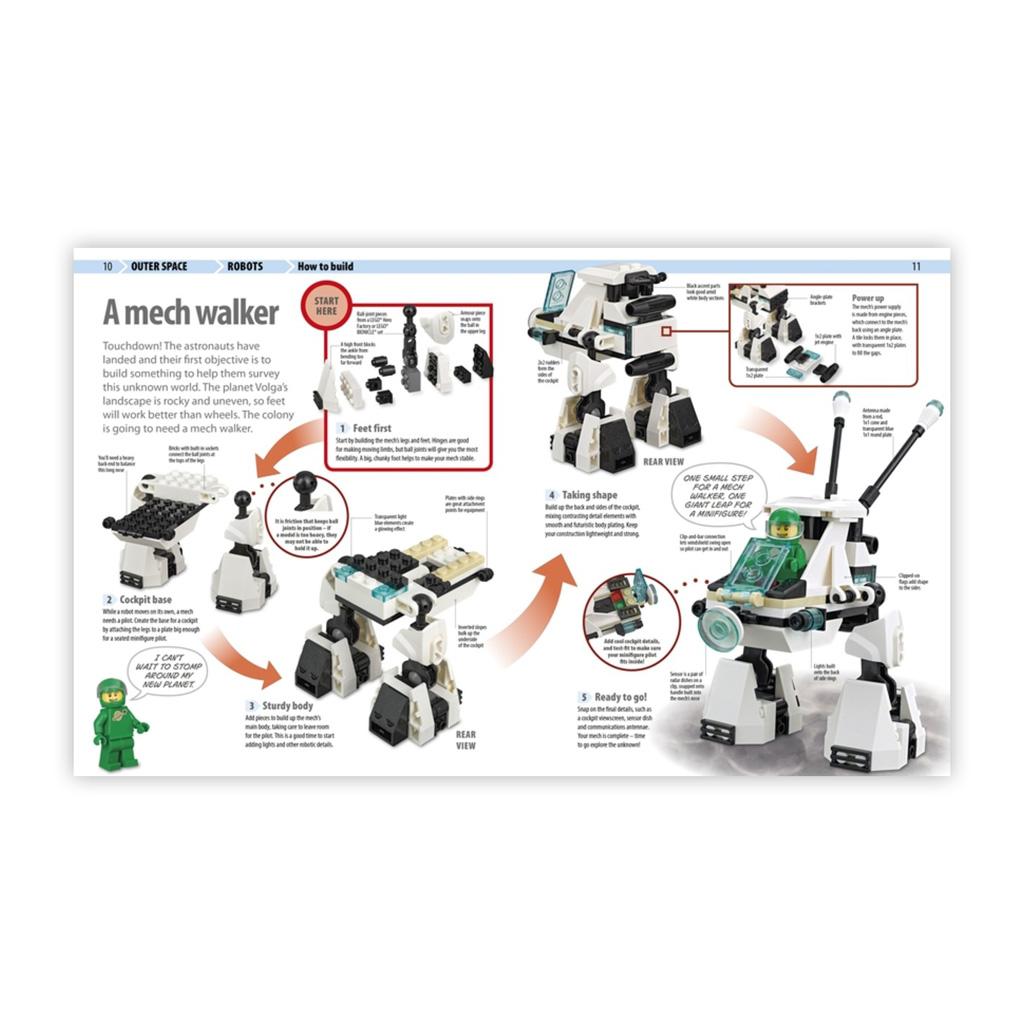 """Kniha """"LEGO® Awesome Ideas"""""""