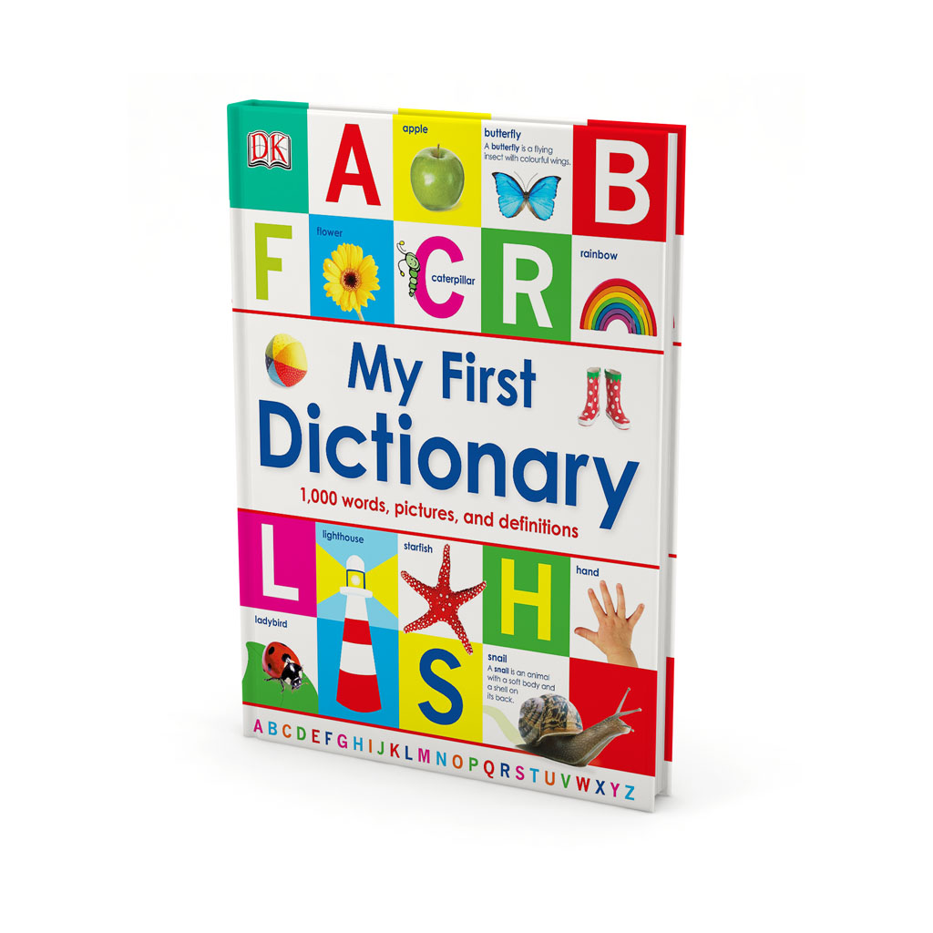 "Kniha ""My First Dictionary"""