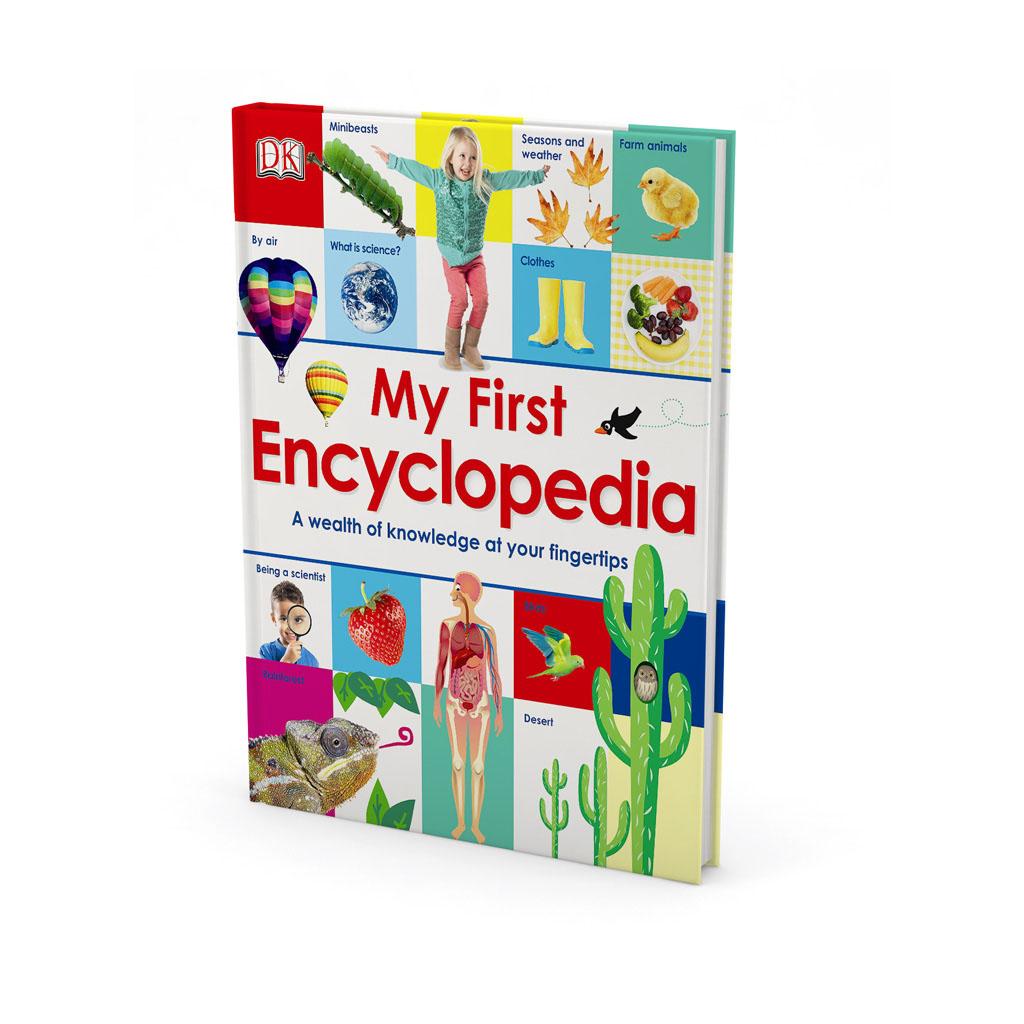 "Kniha ""My First Encyclopedia"""