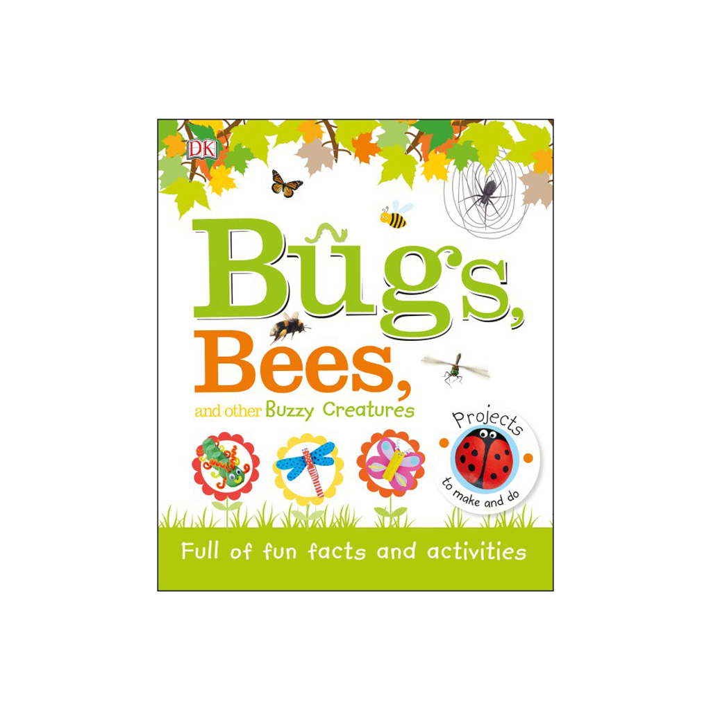 "Kniha ""Bugs, Bees and Other Buzzy Creatures"""