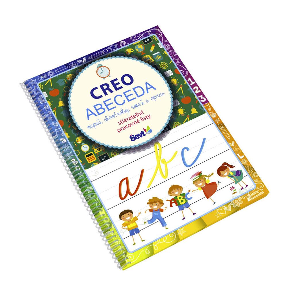 CREO pracovné listy ABECEDA