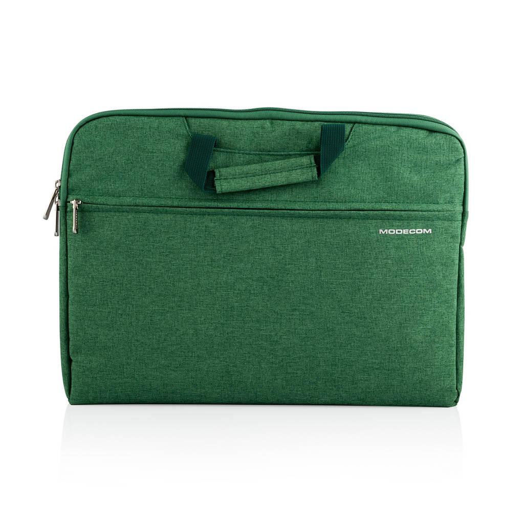 """Modecom taška HIGHFILL pre 15,6"""" notebooky, zelená"""