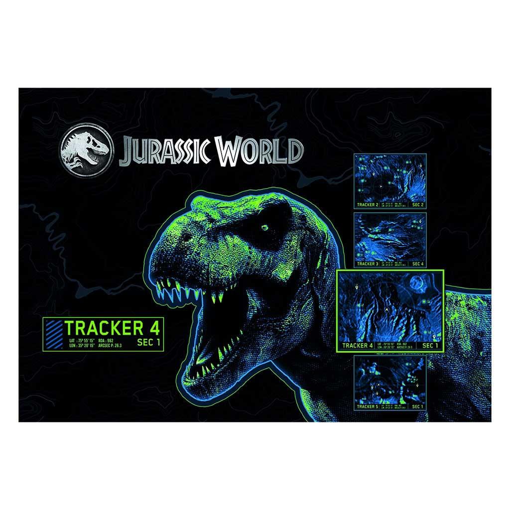 Podložka na stôl 40x60 - Jurassic World /5-84019/