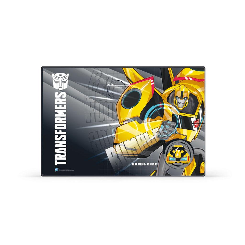 Podložka na stôl 40x60 - Transformers, šedá /1-898/