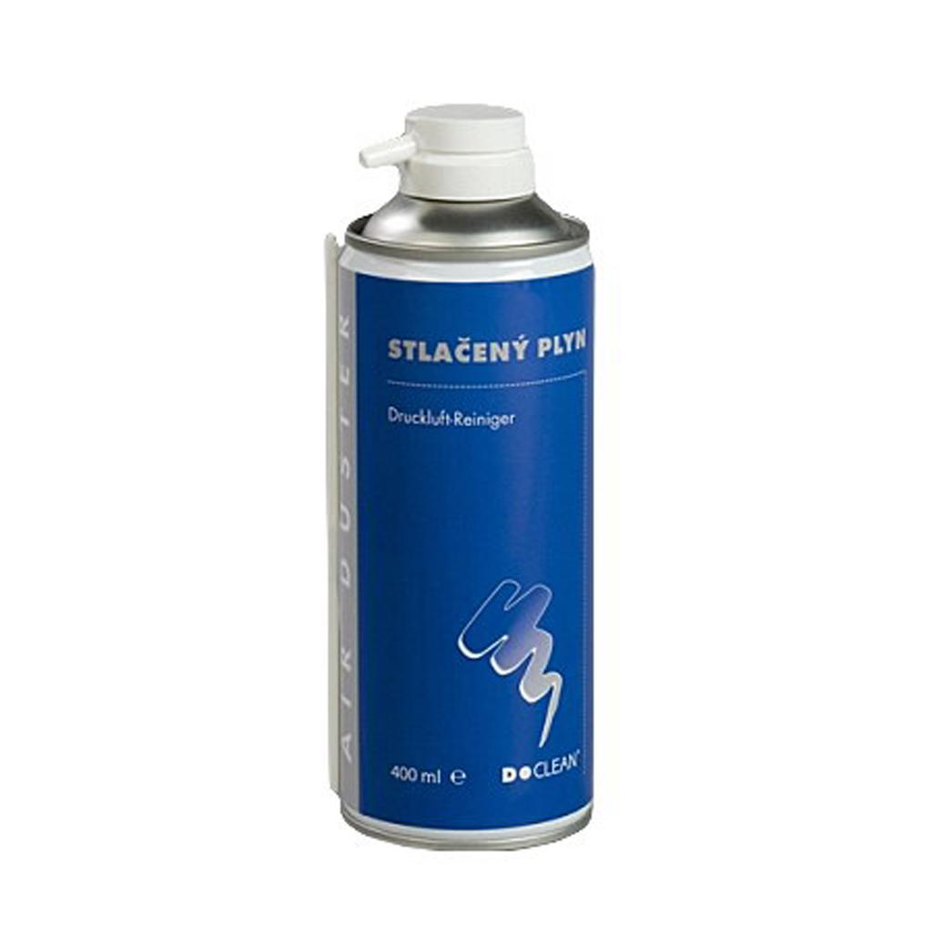 D-Clean Sprej so stlačeným vzduchom 400 ml