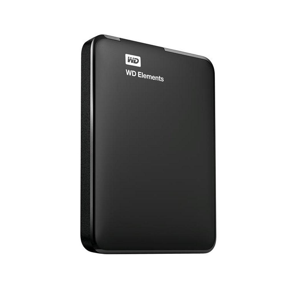 "Externý HDD 1TB WD WDBUZG0010BBK WD Elements Portable USB 3.0,  2.5"" Black"