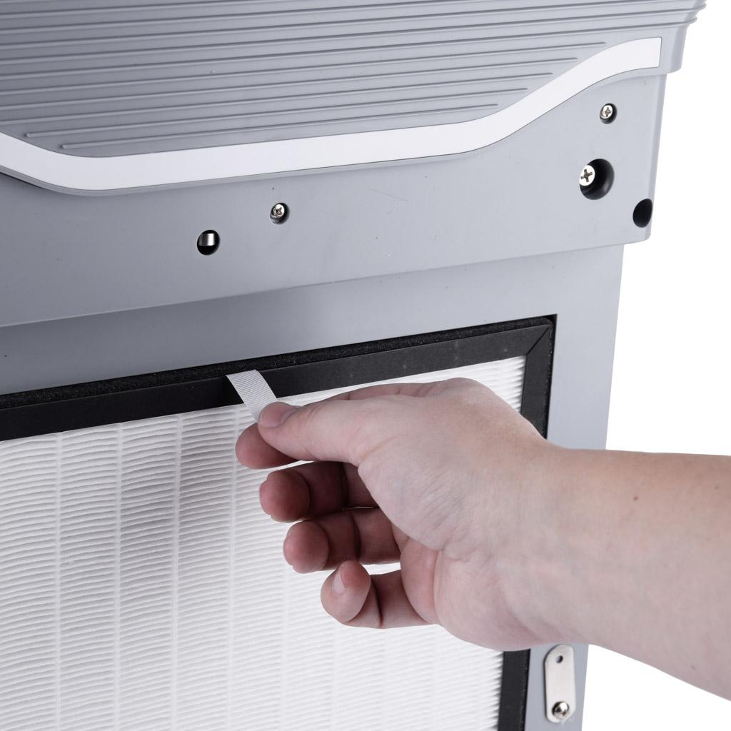 Čistička vzduchu s UV sterilizáciou