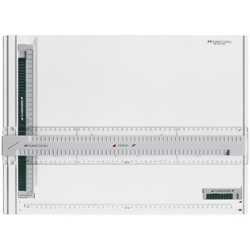 Faber Castell Doska rysovacia TK System A3 + príložník