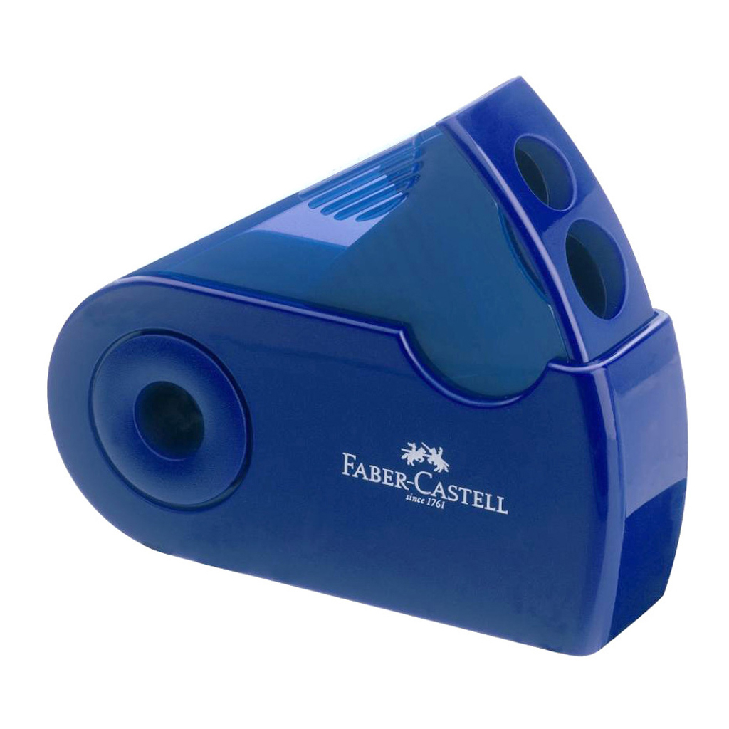 Faber Castell Strúhadlo Sleeve bezpečnostné so zásobníkom