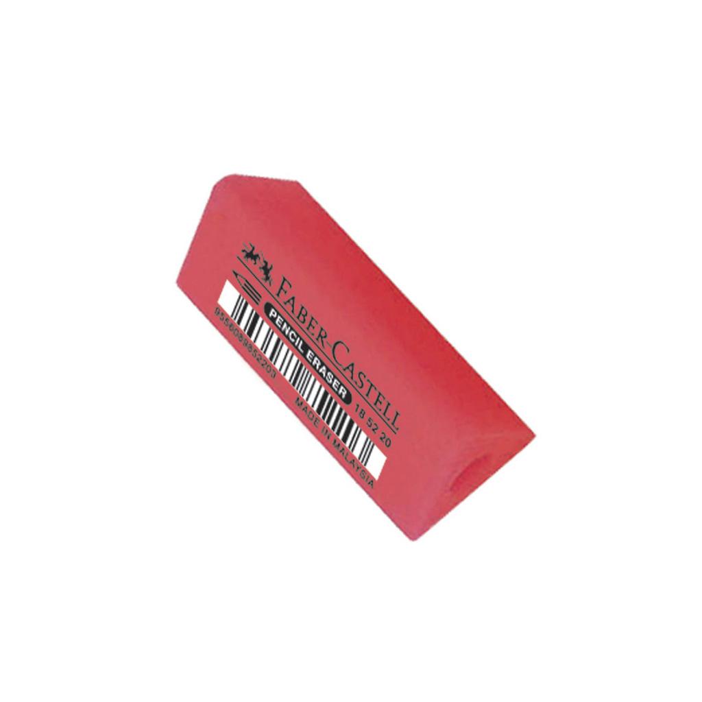 Faber Castell násuvná guma Tria / ružová neón