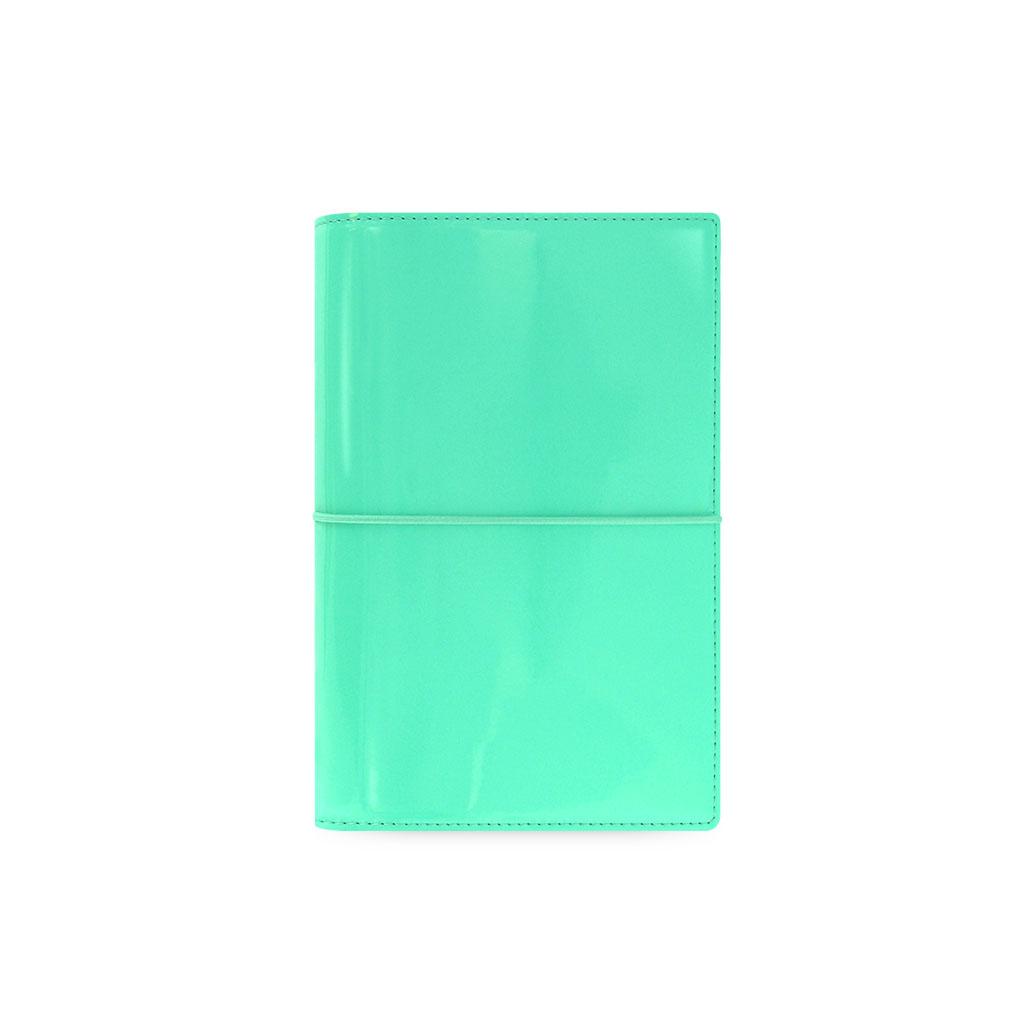 Organizér Filofax Domino Patent A5 / 022515 - zelený
