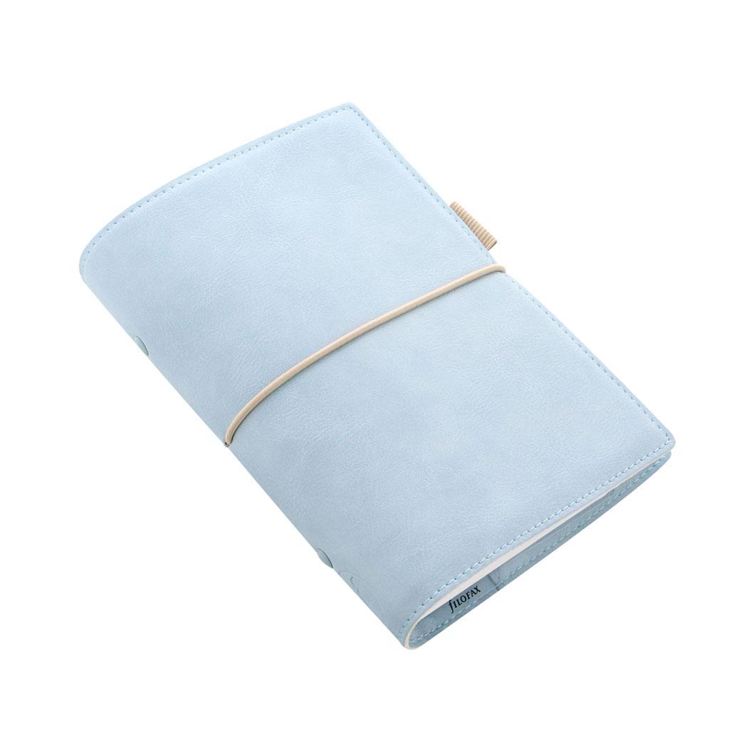 Organizér Filofax Domino Soft A6 / 022578 - modrý