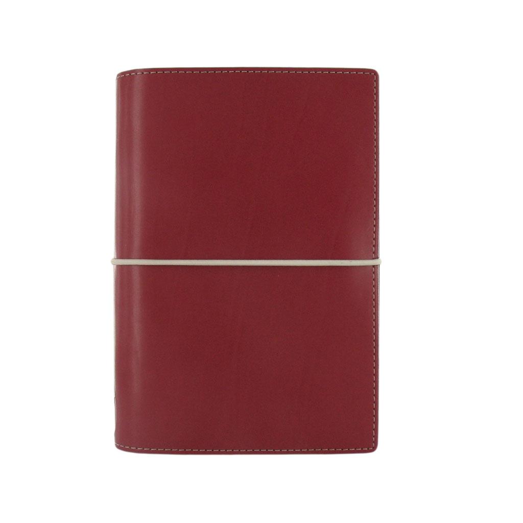 Organizér Filofax Domino A6 / 027810 - červený