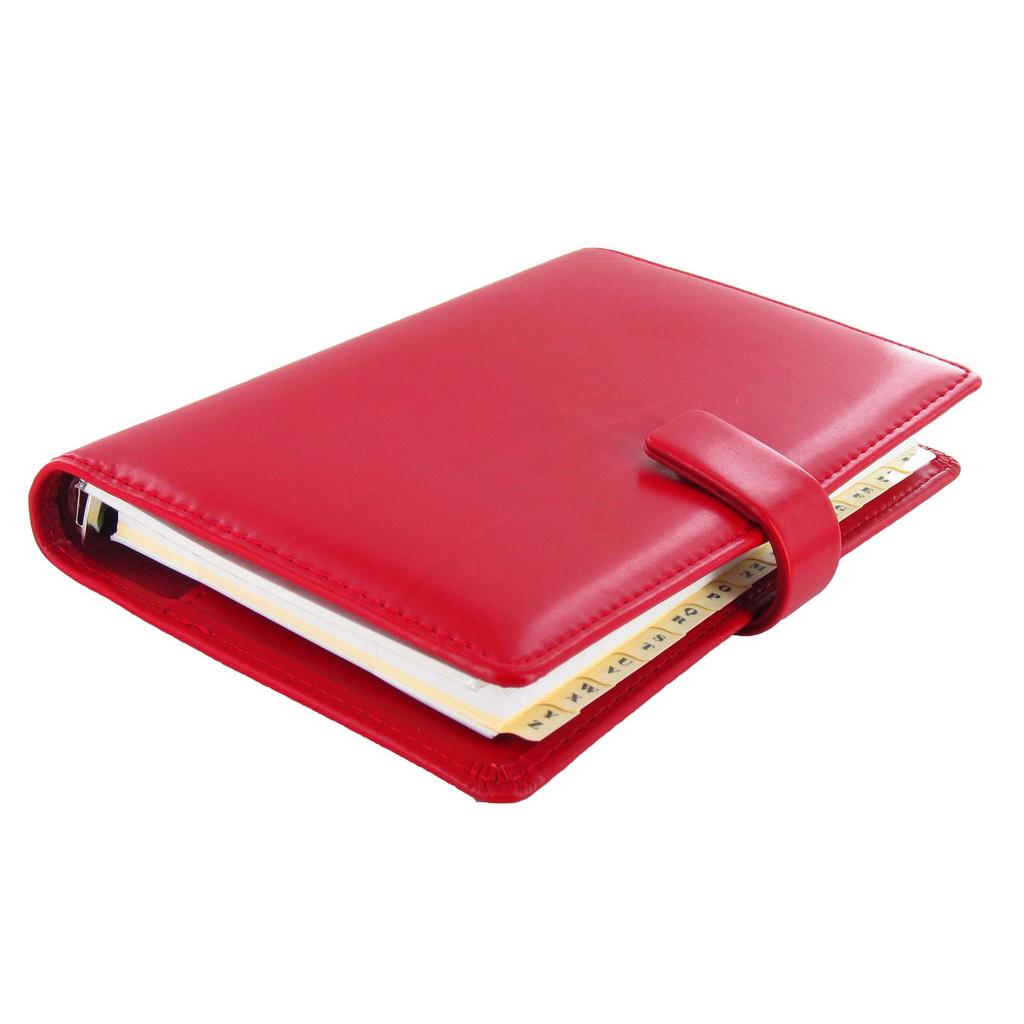 Organizér Filofax Metropol A5 / 026972 - červený