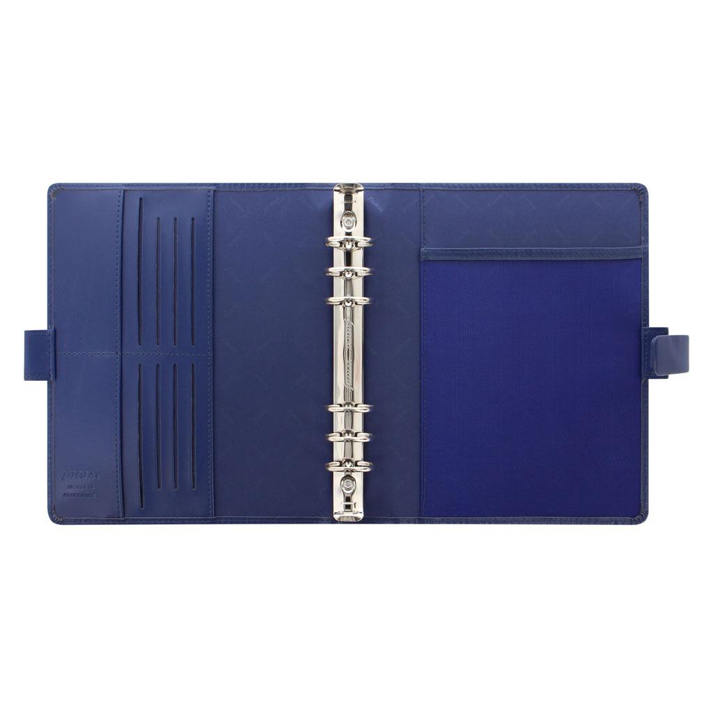 Organizér Filofax Metropol A5 / 026907 - námornícka modrá