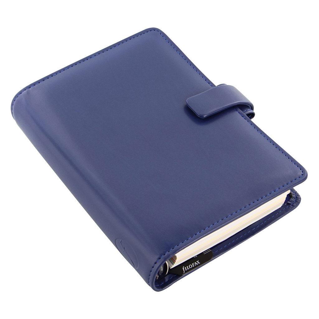 Organizér Filofax Metropol A6 / 026908 - námornícka modrá