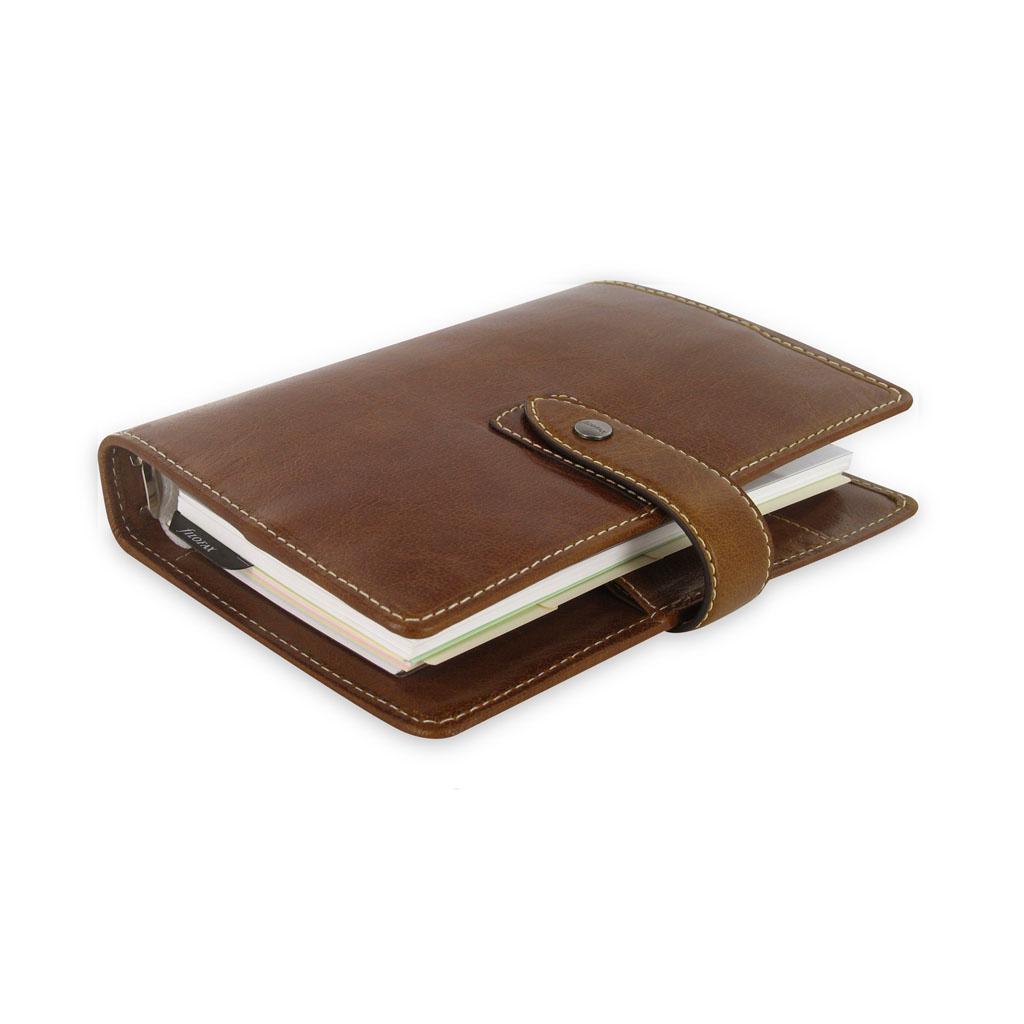 Organizér Filofax Malden A6 / 025808 - hnedý