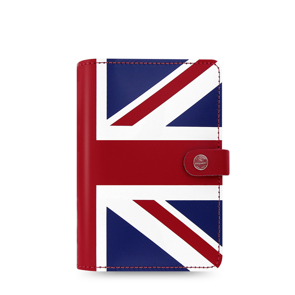 Organizér Filofax The Original Union Jack A6 / 022502 - UK