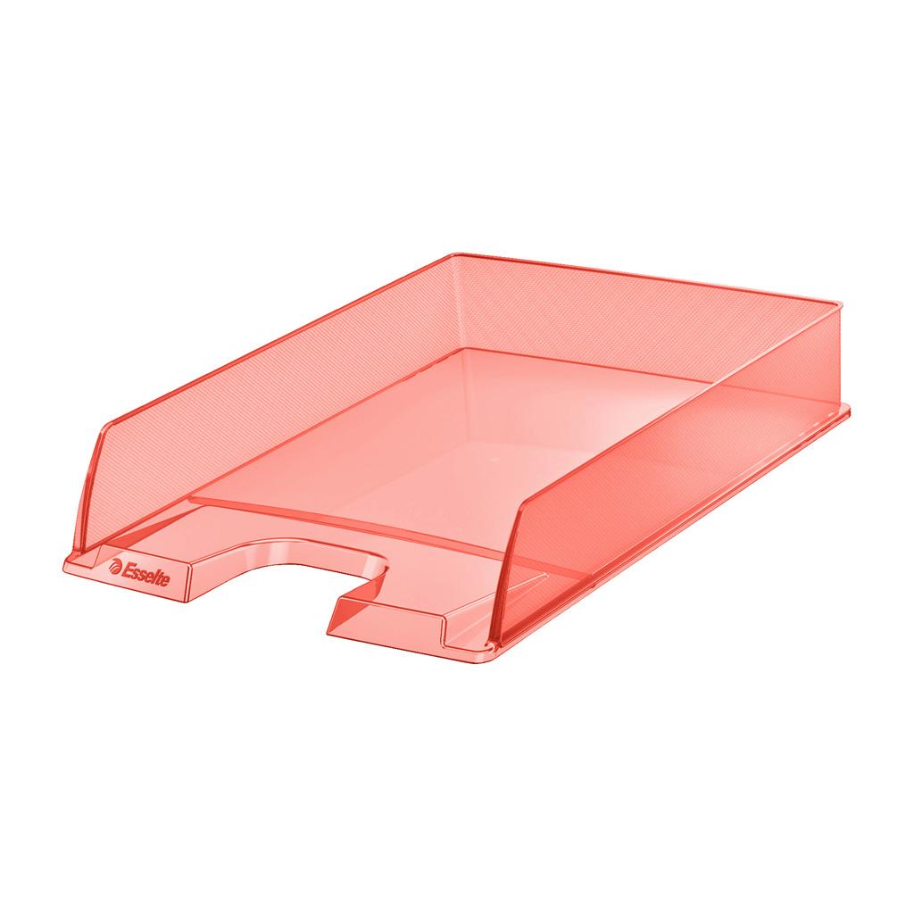 Esselte Colour'Ice Zásuvka stolová, broskyňová