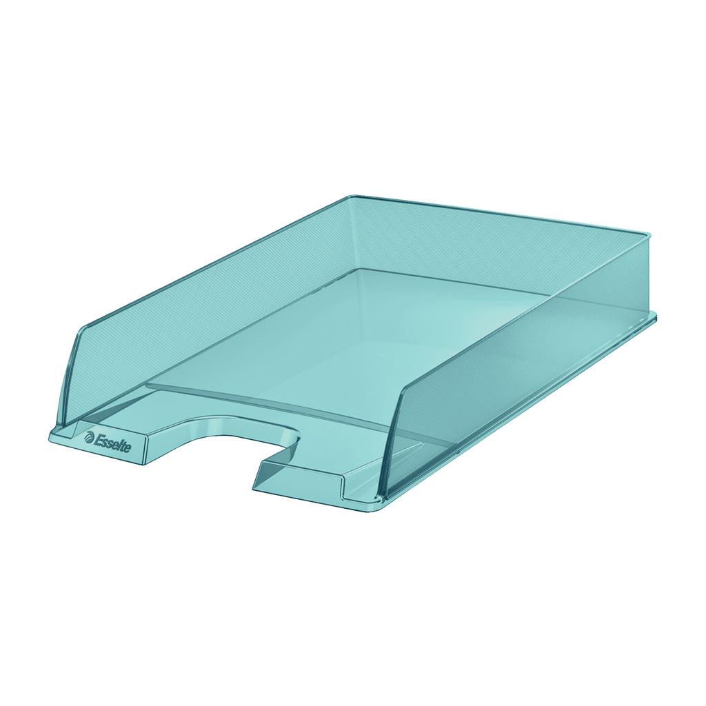 Esselte Colour'Ice Zásuvka stolová, modrá