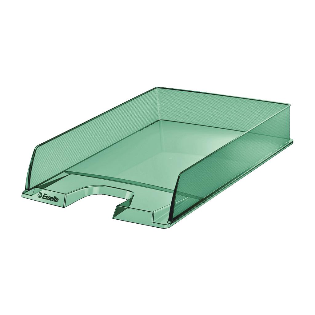 Esselte Colour'Ice Zásuvka stolová, zelená