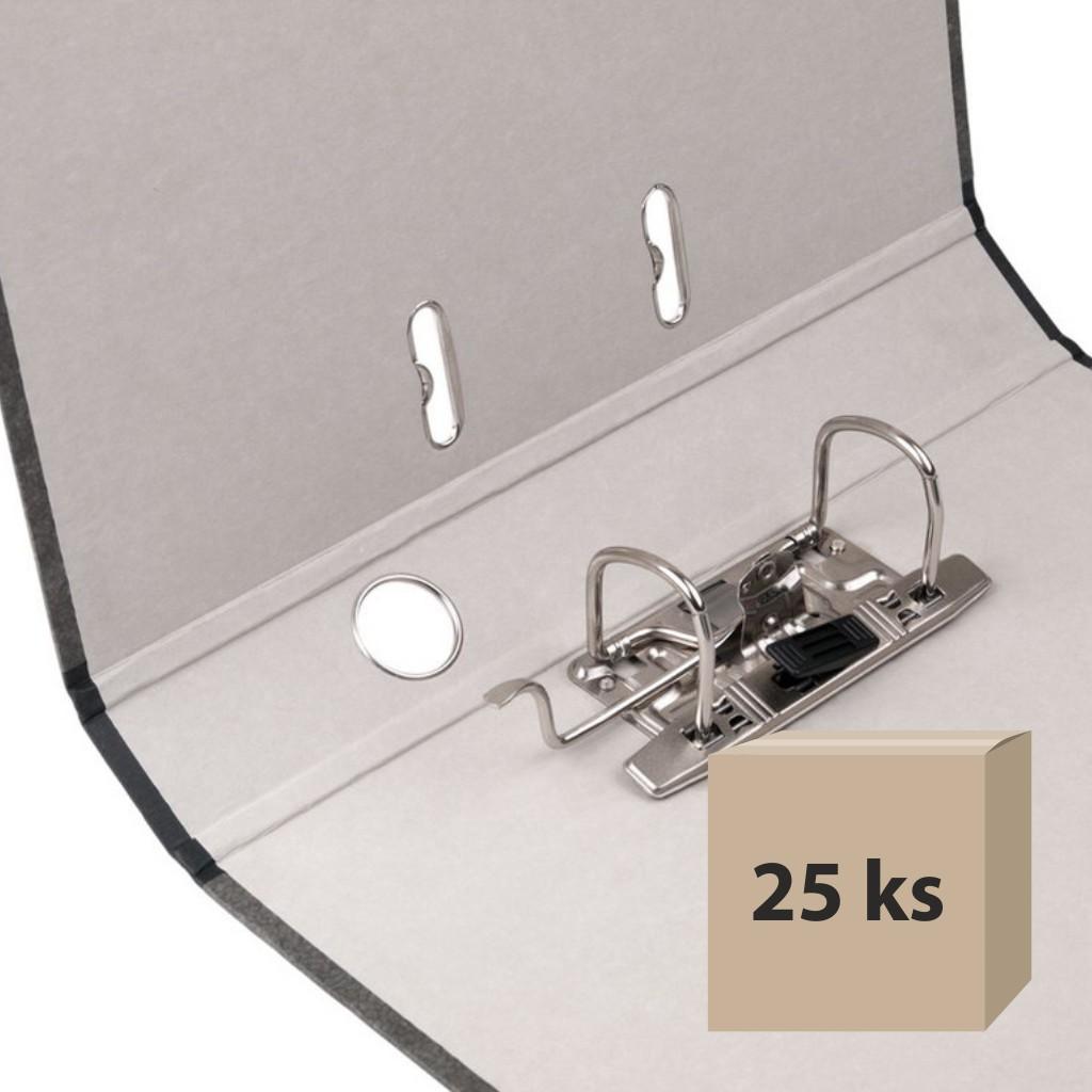 Zakladač pákový A4 5 cm Mramor, 25 ks