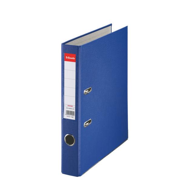 Esselte Economy Zakladač pákový A4 5 cm PP, modrá