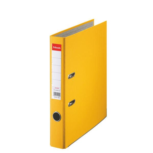 Esselte Economy Zakladač pákový A4 5 cm PP, žltá