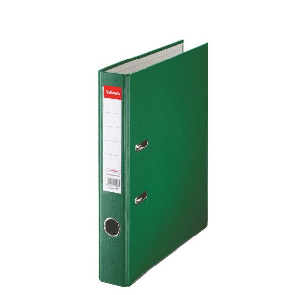 Esselte Economy Zakladač pákový A4 5 cm PP, zelená