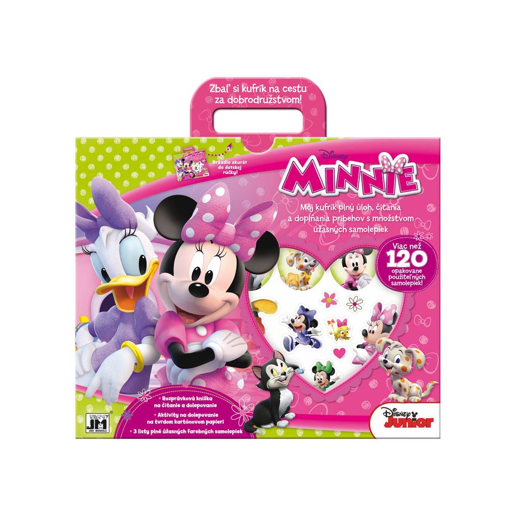 Zábavný kufrík/ Minnie