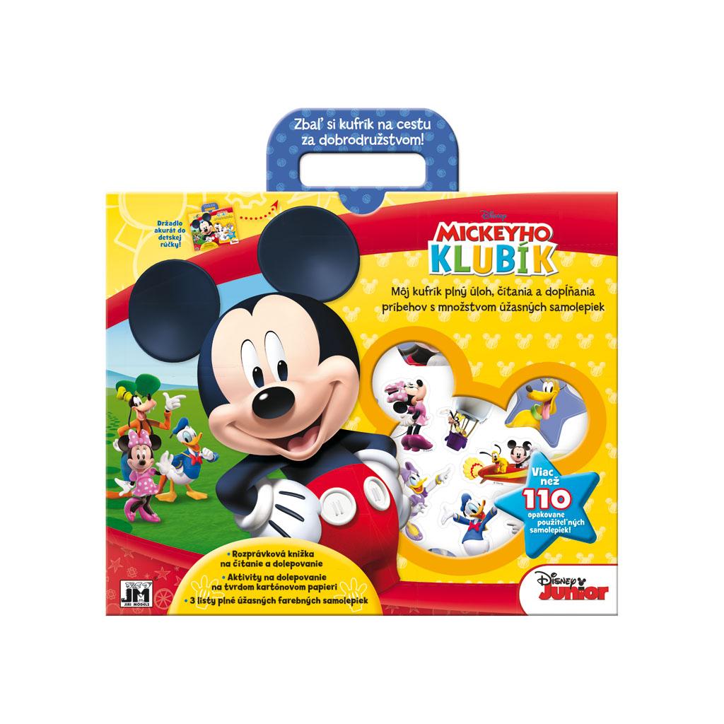 Zábavný kufrík/ Mickeyho klubík