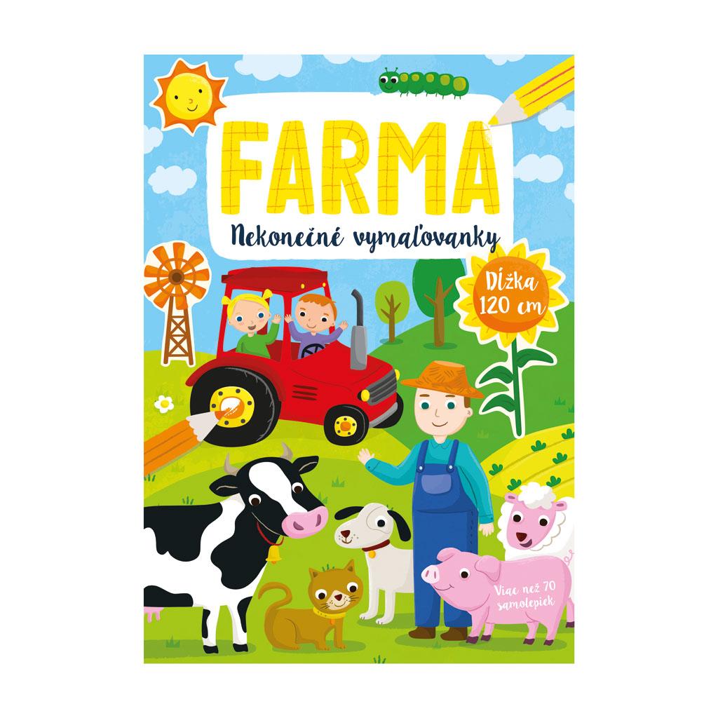 Nekonečné vymaľovanky/ Farma