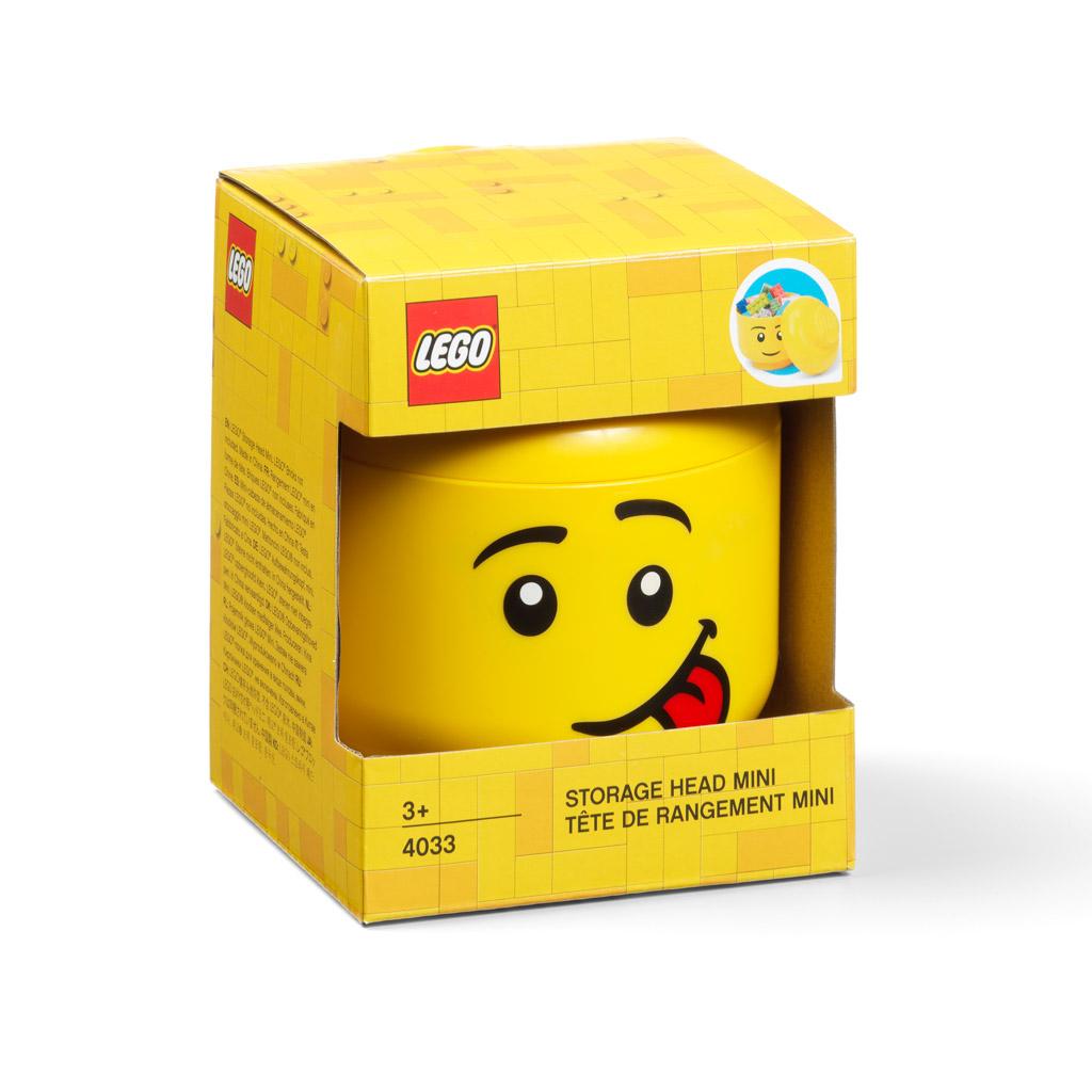 Úložná hlava (mini) - LEGO, silly