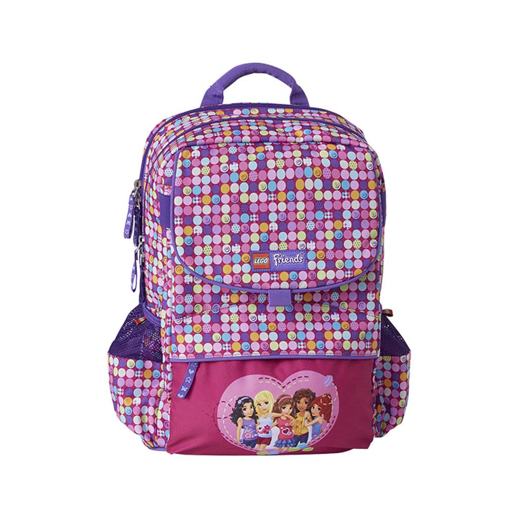 Školská taška - LEGO FRIEND CONFETTI, Starter