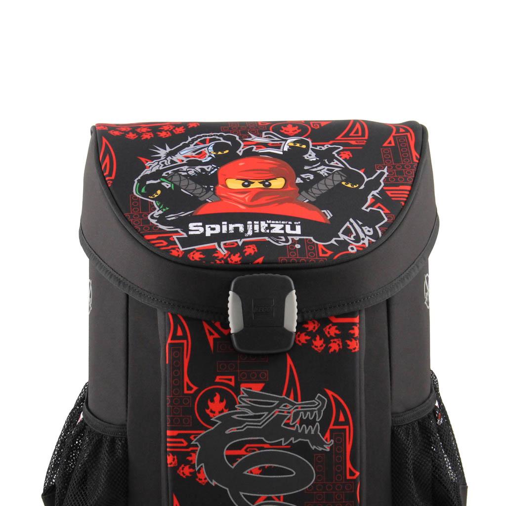 Školská taška - LEGO NINJAGO Team Ninja, Easy
