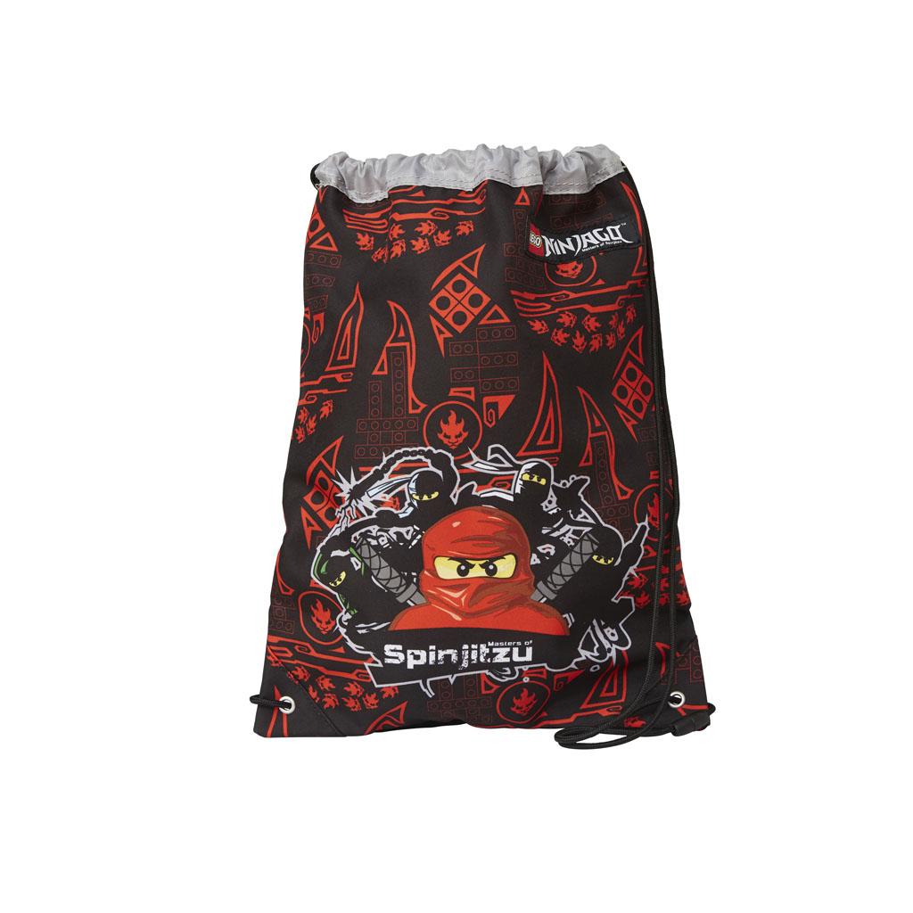 Vrecko na prezúvky - LEGO NINJAGO Team Ninja