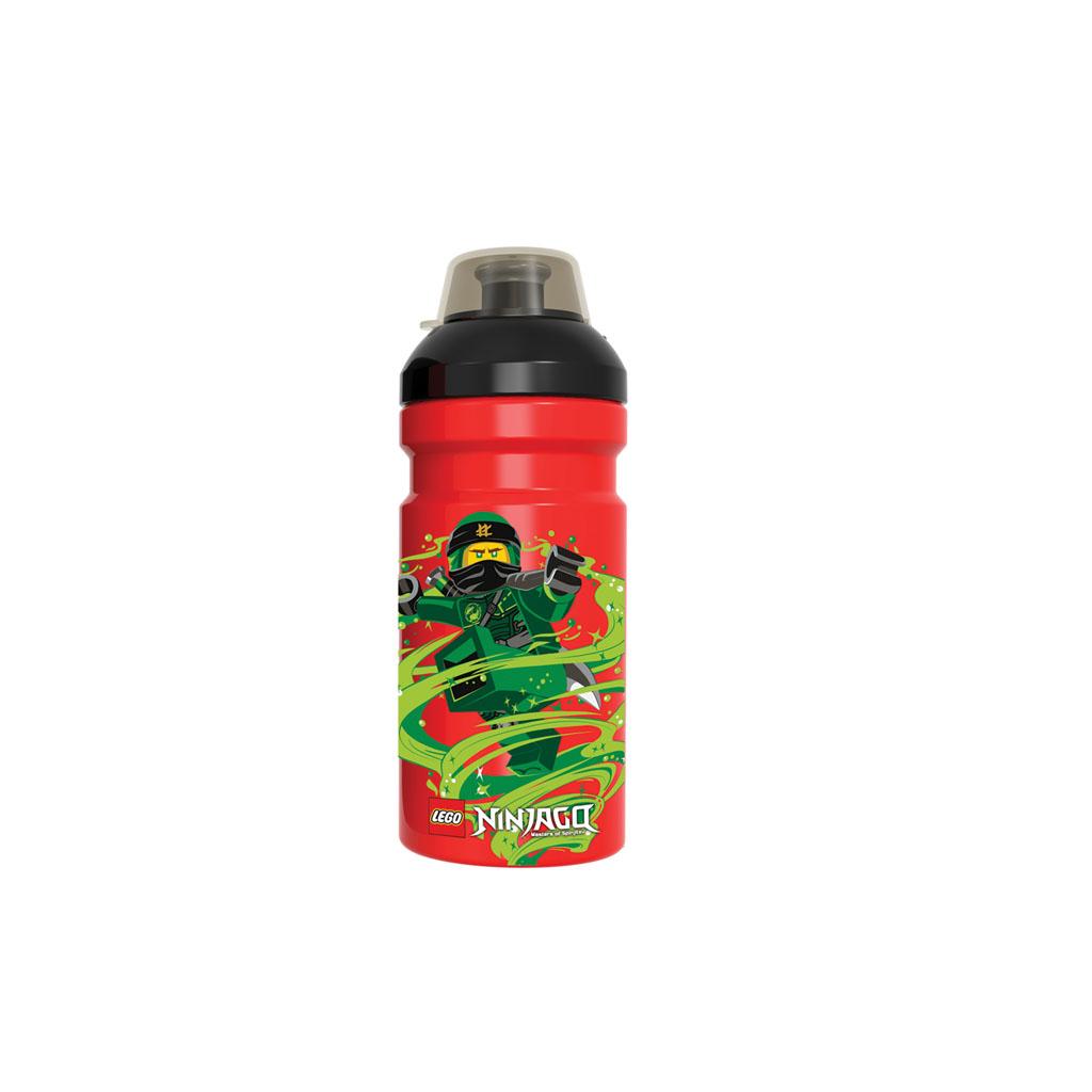 Fľaša na pitie - LEGO NINJAGO Classic, červený