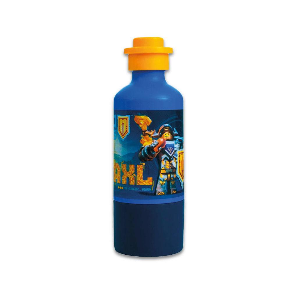Fľaša na pitie - LEGO NEXO KNIGHTS, modrá