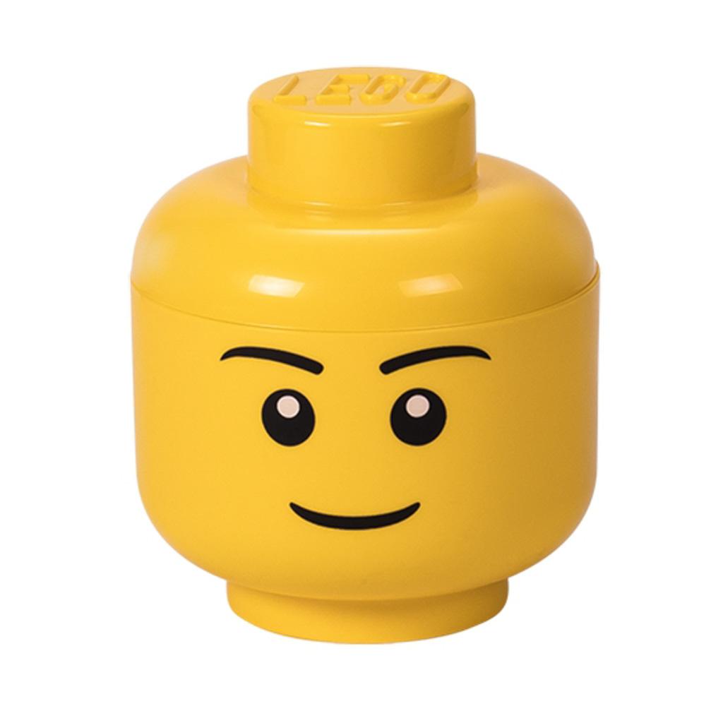 Úložná hlava - LEGO, chlapec