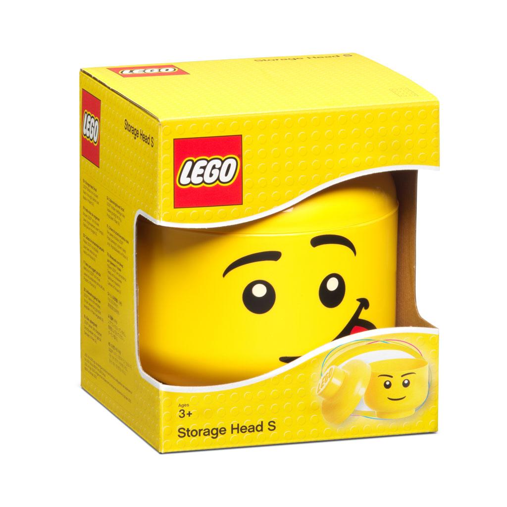 Úložná hlava - LEGO, silly