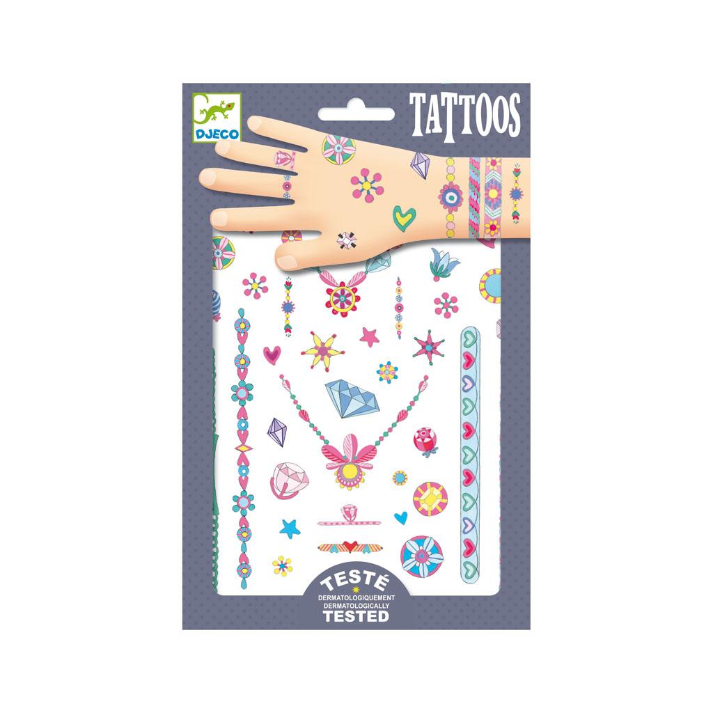Djeco Tetovačky Šperky Jenni