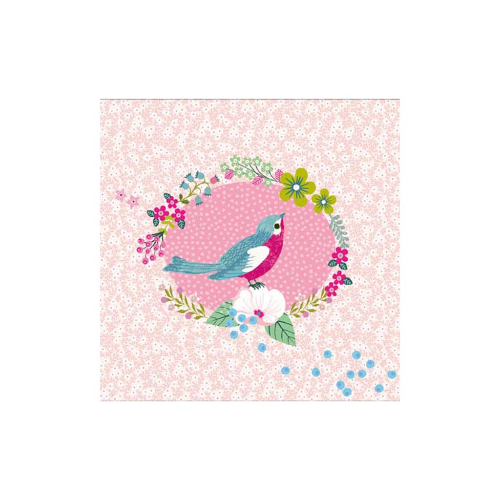 Djeco Hudobná skrinka, Vtáčik