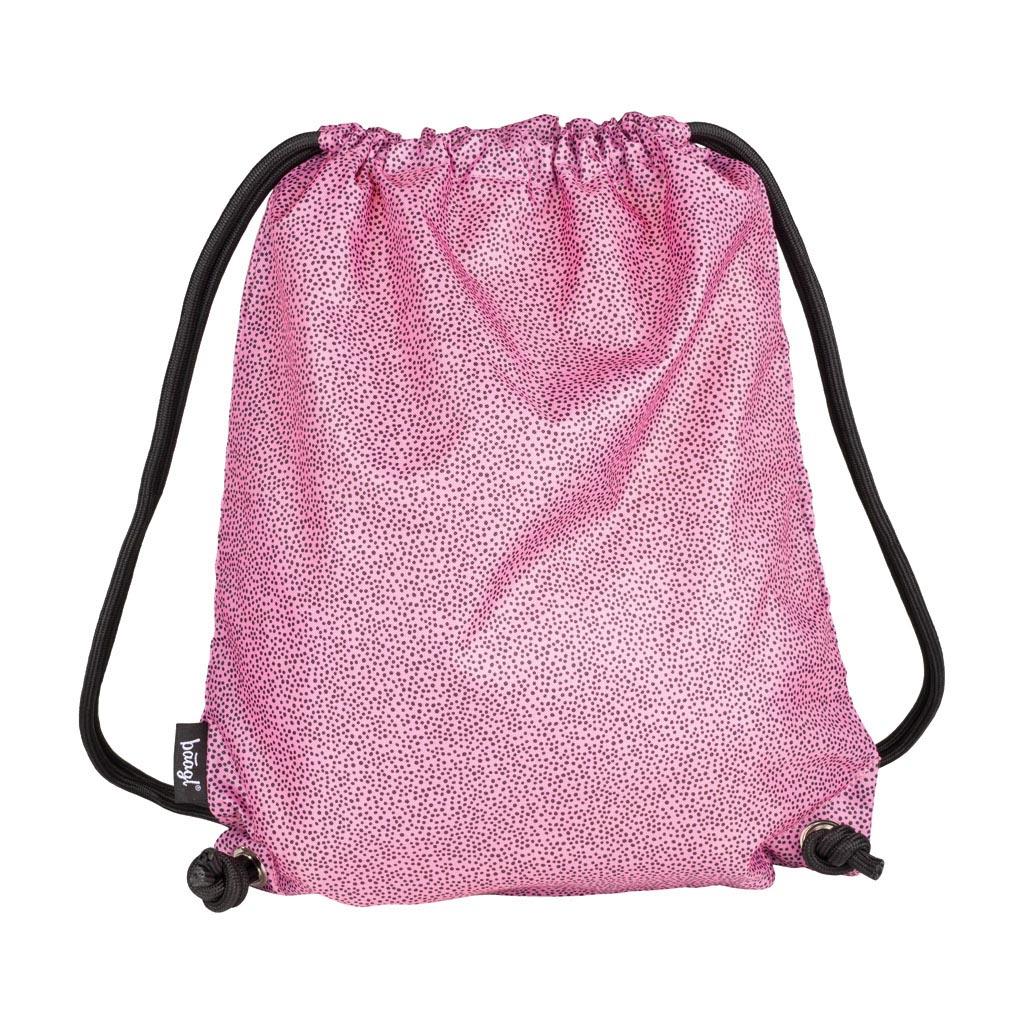 Vrecko na prezúvky - LOLA, ružové