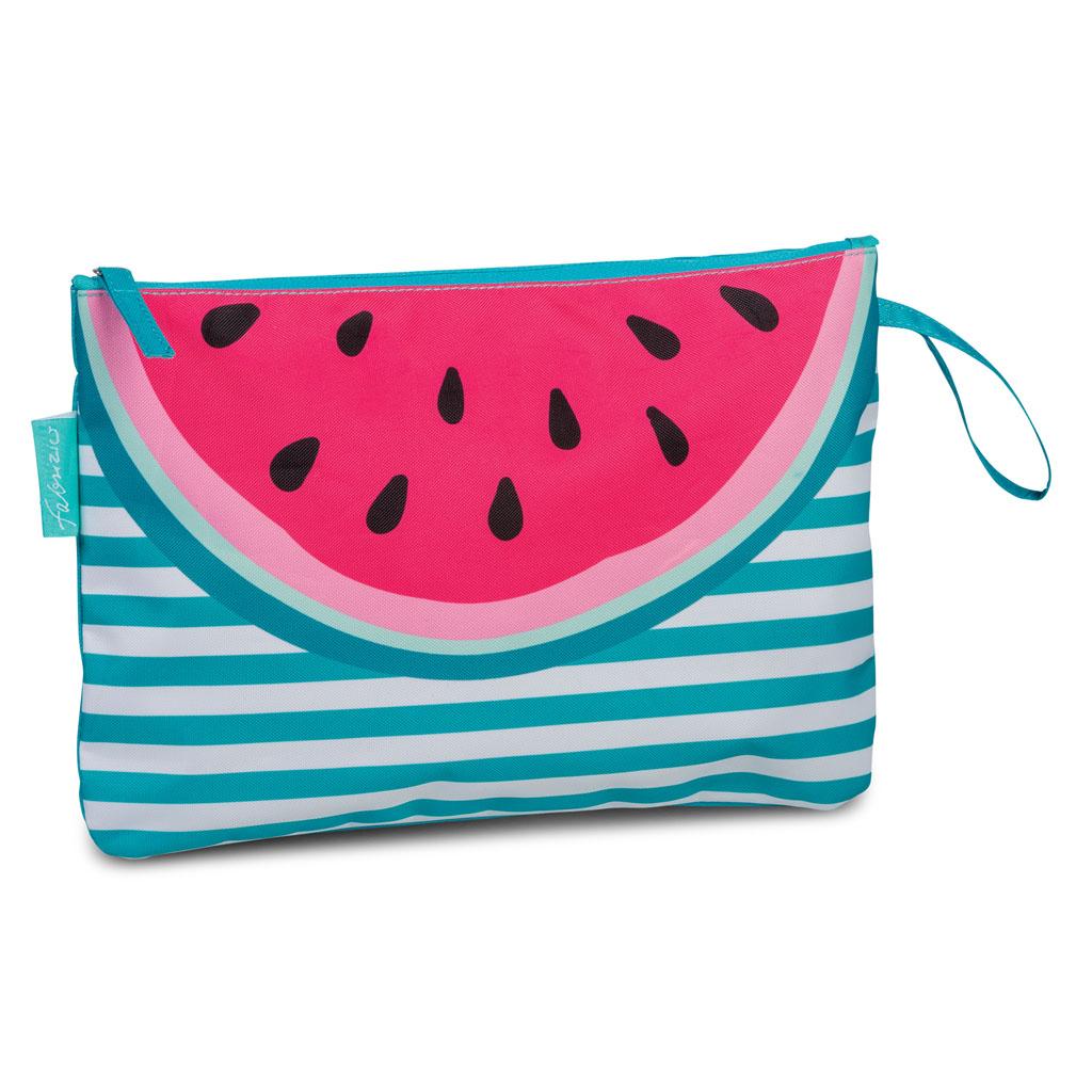 Fabrizio taška na plavky, ovocie, mix motívov