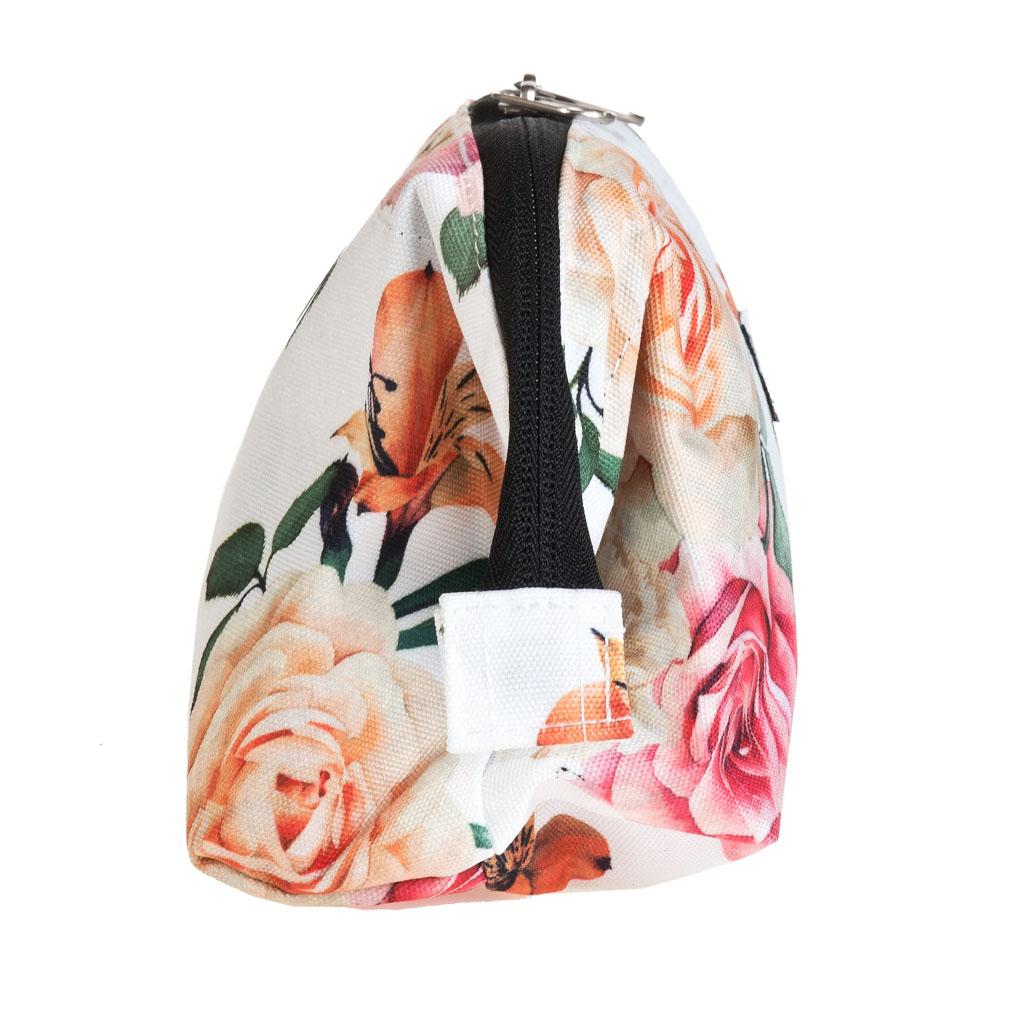 Toaletná taška Busquets, 21x13x10cm, BECOOL Roses