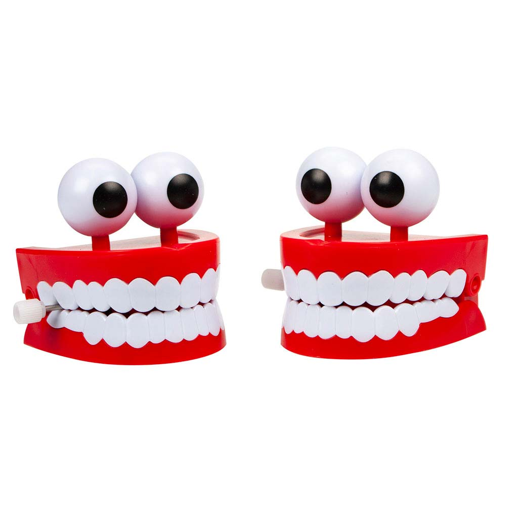 Cvakajúce zuby
